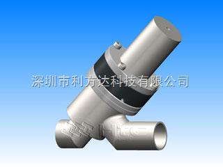 气动Y型阀-美规有软管
