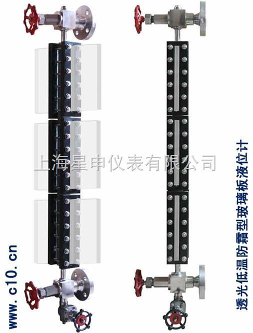 UB-F-透光式玻璃板液位计