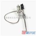 双测高温熔体压力传感器(软管型)