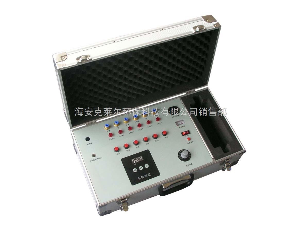 供應北京出售甲醛檢測儀/帶打印的裝修污染檢測儀
