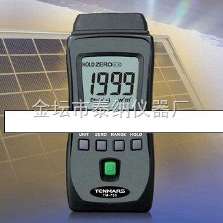 T750-太陽能功率計