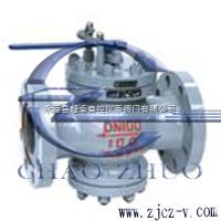 T40H手動給水回轉調節閥