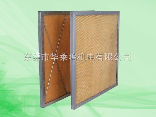 合成纤维耐高温空气过滤器