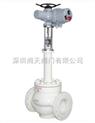CV3000電動智能調節閥,電動高溫蒸汽調節閥