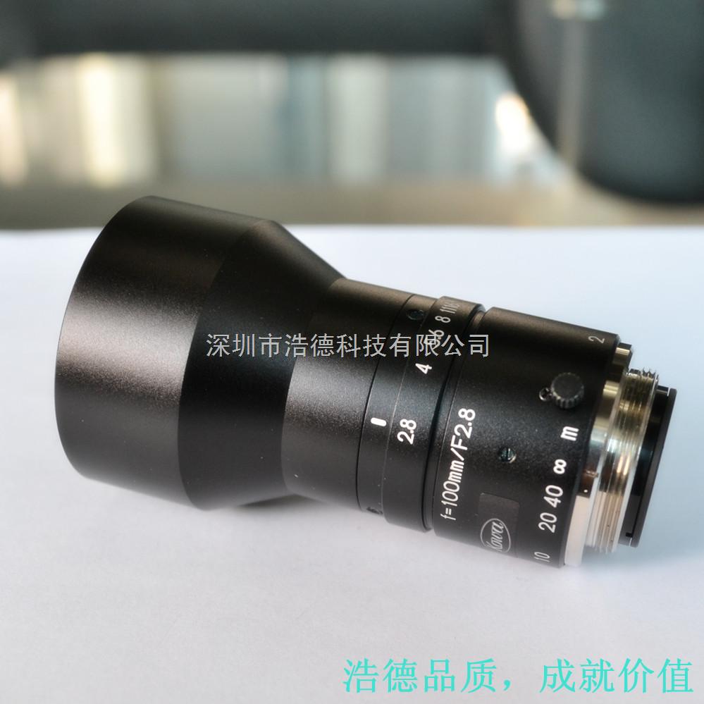 KOWA镜头,百万像素,2/3寸,LM100JC