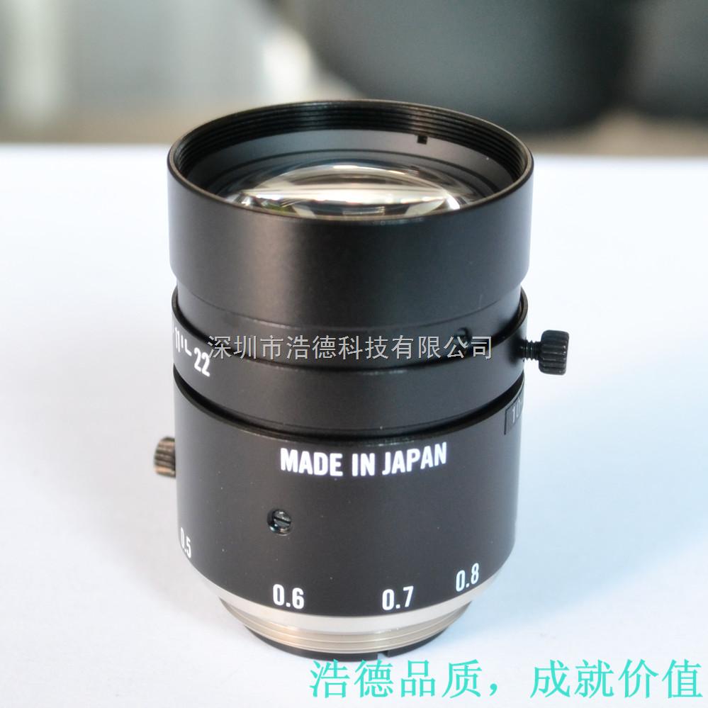 KOWA镜头,百万像素,2/3寸,LM50JC
