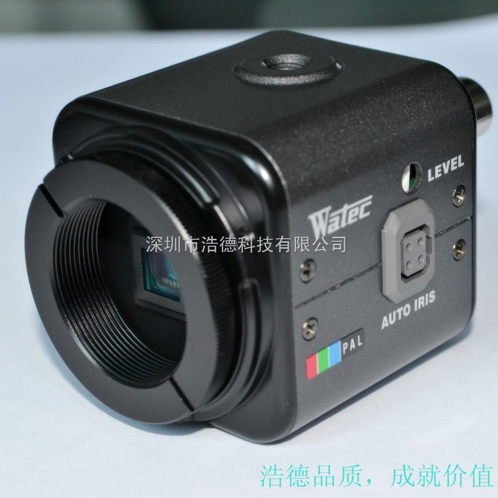 WATEC相机,1/2CCD,彩色,WAT-231S2,厂家代理